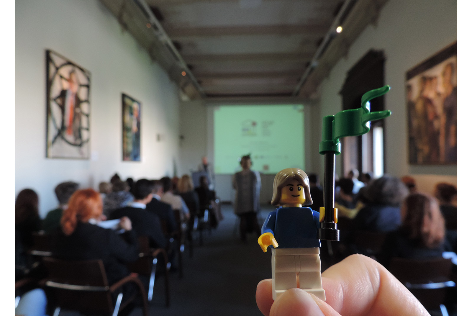 The Final Conference of HearMe Project took place on the 29th and 30th of September in Kunsthistorisches Museum in Vienna